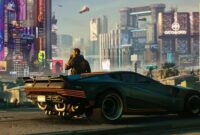 Cyberpunk 2077 Cool flying mod lets you soar over Night City