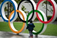 Tokyo Olympics: Hugs, handshakes and high fives banned under strict new rules for games